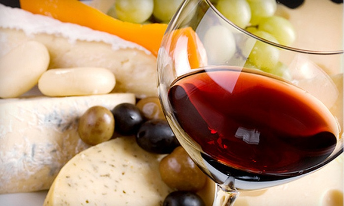 Casavino Custom Winery - Fountain Hills: Wine-and-Cheese Tasting for Two or Four at Casavino Custom Winery in Fountain Hills (Up to 54% Off)
