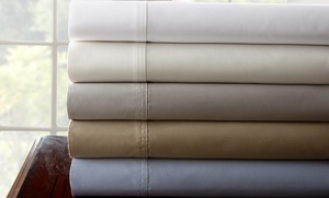 Pacific Coast Textiles 1,000-thread-count 100% Egyptian-cotton Sheet Sets. Multiple Colors Available. Free Returns.