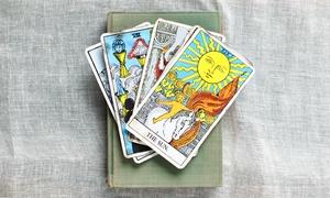 Psychic Astrology: Tarot Card Reading, Full Psychic Reading, or Both at Psychic Astrology (Up to 67% Off)