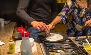 Mala's Indian Cooking Classes: Three-Hour Indian Cooking Class for One or Two from Mala's Indian Cooking Classes in Wilbraham (Up to 63% Off)