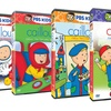 PBS Caillou DVD 4-Pack