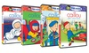 PBS Caillou DVD 4-Pack: PBS Caillou DVD 4-Pack
