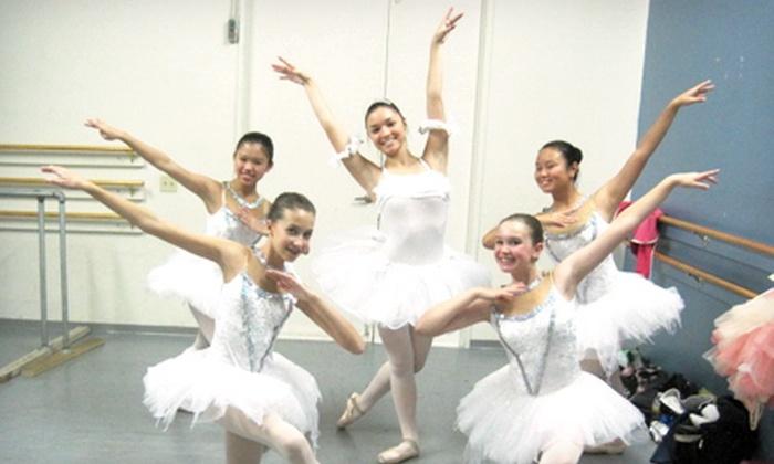 Gotta Dance Studio - Granada Hills South: Four or Eight Dance Classes at Gotta Dance Studio (Up to 54% Off)