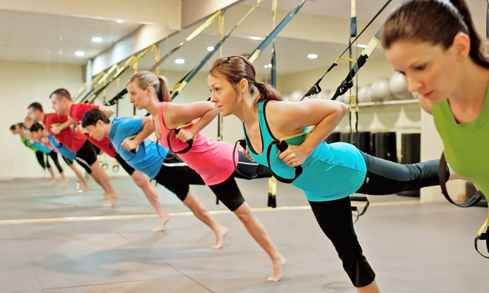 Hour Blast - Uptown: Five Hourlong High-Intensity Fitness Classes at Hour Blast (Up to 57% Off)