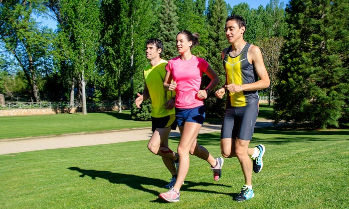 Colorado Springs Sports Corporation - Colorado Springs: Entry for One or Two to Rocky Mountain State Games 5K Run/Walk on Friday, July 25 (Up to 44% Off)