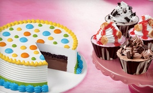 Dairy Queen Grill & Chill (Surrey): CC$9 for CC$15Worth of Ice-Cream Cupcakes or Treatzza Pizza at Dairy Queen Grill & Chill