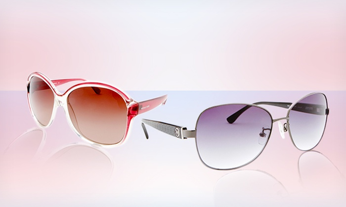 Michael Kors Women's Sunglasses: $59.99 for One Pair of Michael Kors Sunglasses ($250 List Price). Multiple Styles Available. Free Shipping and Returns.