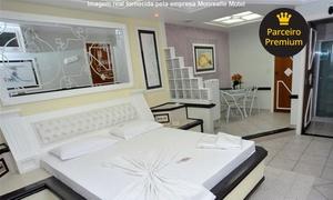Monrealle Motel: Monrealle Motel – Cedral: 4h em apartamento (Luxo, Superluxo ou Erótico) ou suíte com hidromassagem