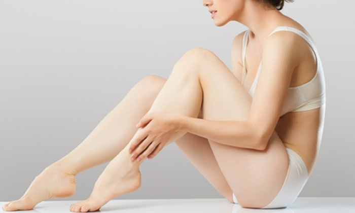 Elizabeth Kinsley, MD - 1: $129 for Three Laser Spider-Vein Treatments for Legs from Elizabeth Kinsley, MD in Covington ($550 Value)
