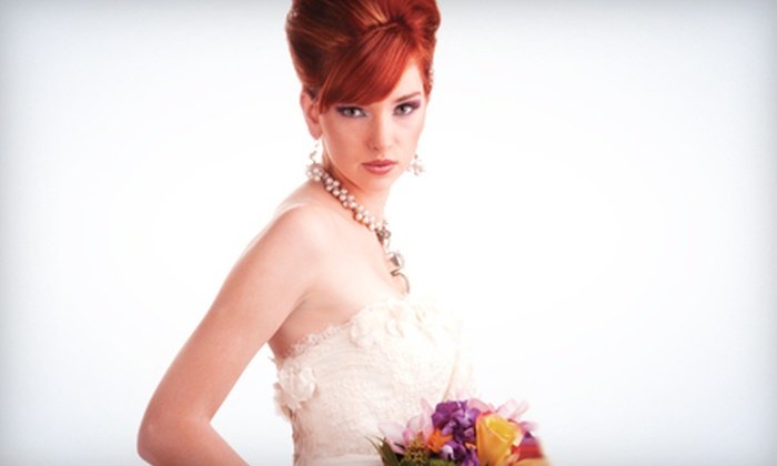 Bridal Fantasy: The Fall Fashion Edition - Edmonton Northlands: $79 for Bridal Fantasy 10 a.m. or 1 p.m. VIP Event for Two at Northlands Edmonton Expo on September 23 ($189.98 Value)