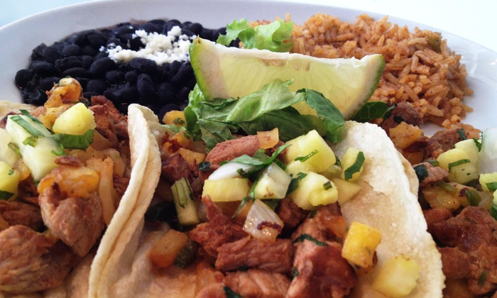 Zocalo Cafe - Old West Austin: $11.99 for $20 Worth of Mexican Fare at Zocalo Cafe