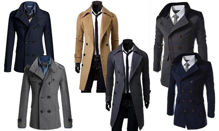 Manteau pour homme