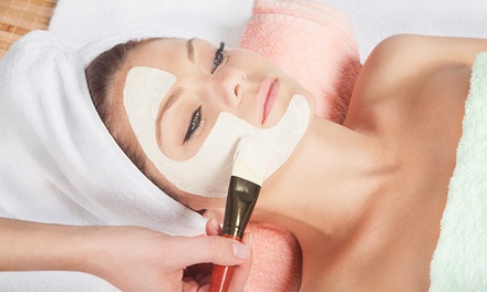 Facial (£17) With Nail File and Polish (£24) at Radiance Skin Care and Laser Clinic (Up to 76% Off)