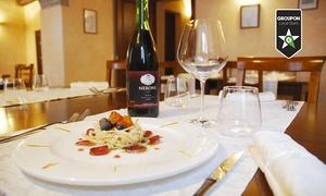 Locanda Le Logge: Locanda Le Logge, segnalato Michelin - Menu gourmet con vini abbinati alle portate (sconto fino a 63%)