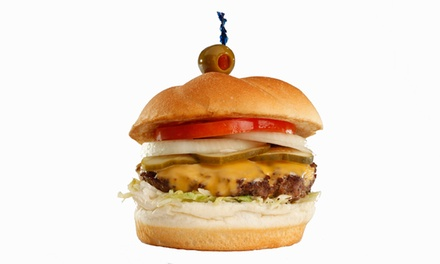 $16 for Two Groupons, Each Good for $16 Worth of Custom Burgers at Cheeburger Cheeburger ($32 Value)