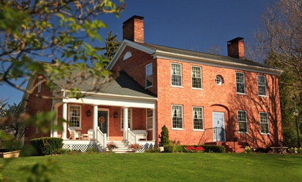 Groupon Deal: 2-Night Stay for Two at a FingerLakesBnB in Seneca Falls, Penn Yan, or Bloomfield, NY