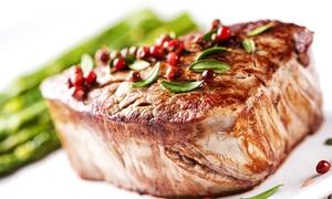 Brasserie Charles Quint: Driegangen keuzemenu met ribbetjes, steak of Gentse waterzooi bij Charles Quint aan Botermarkt te Gent vanaf 39,99€
