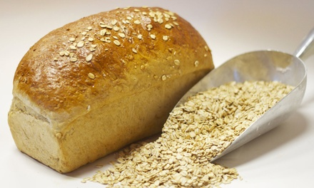 Bread, Pastries, and Sandwiches at House of Bread (Up to 50% Off). Three Options Available.