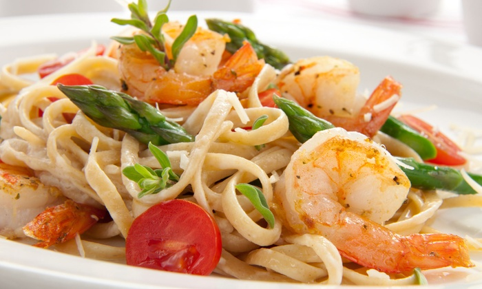 Valley Forge Trattoria and Lounge - Schuylkill: $21 for $40 Worth of Mediterranean-Italian Fusion at Valley Forge Trattoria and Lounge