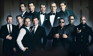 The Package Tour: New Kids On The Block With Special Guests 98� And Boyz Ii Men At Mark G. Etess Arena On July 26