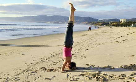 10 or 20 Yoga Classes at A Jewel in the Lotus (Up to 58% Off)
