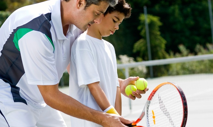 Mentor Heisley Racquet and Fitness Club - Mentor: $72 for an Eight-Week Tennis-Instruction Class at Mentor Heisley Racquet and Fitness Club ($176 Value)
