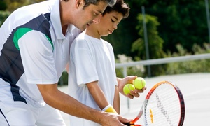 MVD Tennis Academy: Three or Six Group or Private Tennis Lessons for a Child or Adult at MVD Tennis Academy (Up to 64% Off)