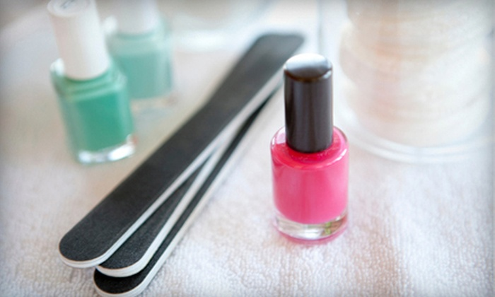 Queen Nail - Knoxville: OPI Color Gel Manicure, Mani-Pedi, Two Manicures, or Two Pedicures at Queen Nail (Up to 59% Off)