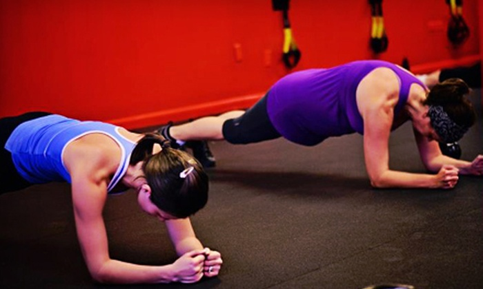 TRXtreme Boot Camp - Hobe Sound: One, Two, or Three Months of Unlimited Boot Camp with Coaching and Nutrition Plan at TRXtreme Boot Camp (Up to 86% Off)