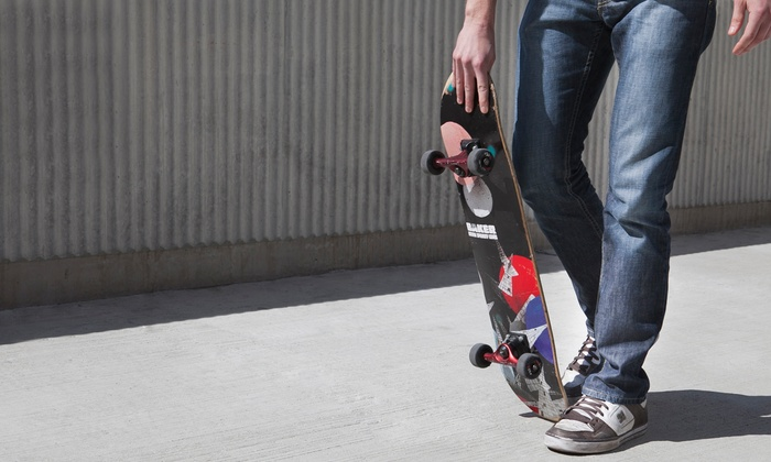Evolve Skate Camp - Englemount - Lawrence: Two-Hour Skateboard Clinic at Evolve Skate Camp (50% Off). Three Dates Available.