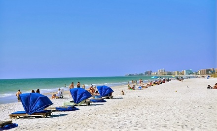 Stay at Barefoot Beach Hotel in Madeira Beach, FL; Dates Available Into January 2015