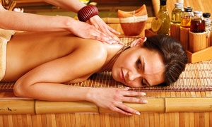 Cuptails Beauty Bar: One 60-Minute Swedish Massage with Optional Thai Herb Compress at Cuptails Beauty Bar (50% Off)