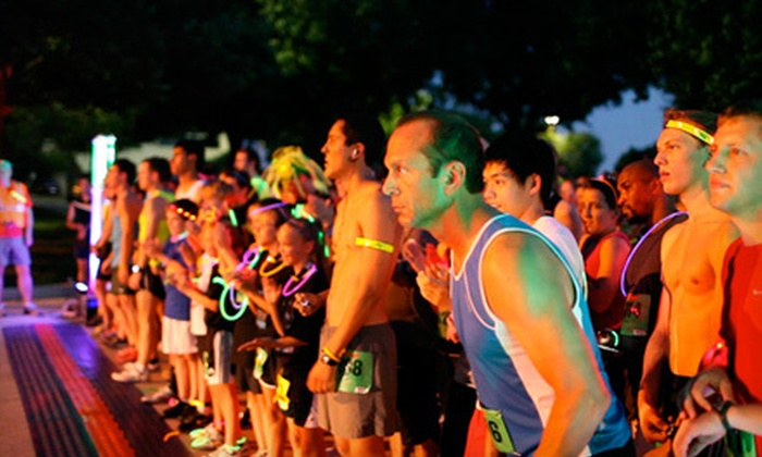 Firefly Run - Astrodome: $17 for One Registration in the Firefly Run 5K ($35 Value)