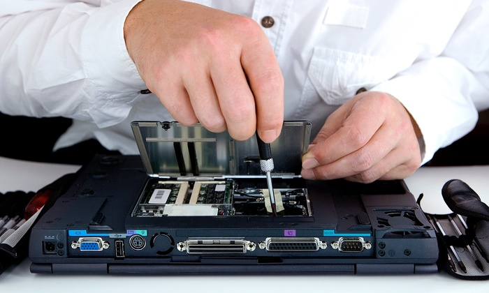 Gabe's Pc Fix - San Antonio: $28 for $55 Toward Virus Removal, Screen Repair, or Operating System Installation