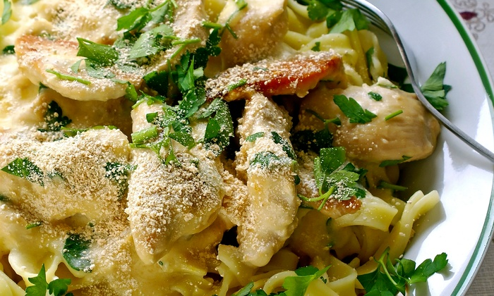 Danny's Cafe - Melrose Park: $12.50 for $25 Worth of Italian Comfort Food and Drinks at Danny's Cafe