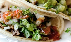 El Paso–style Mexican Cuisine At Casita Linda Mexican Restaurant (50% Off). Two Options Available.