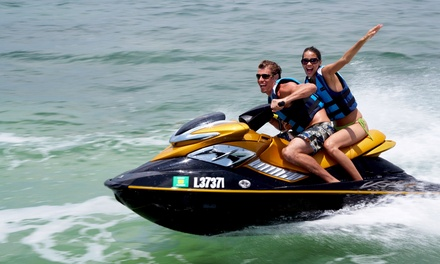 60- or 120- Minute Jet-Ski Rental at East Side Jet Ski (Up to 50% Off)