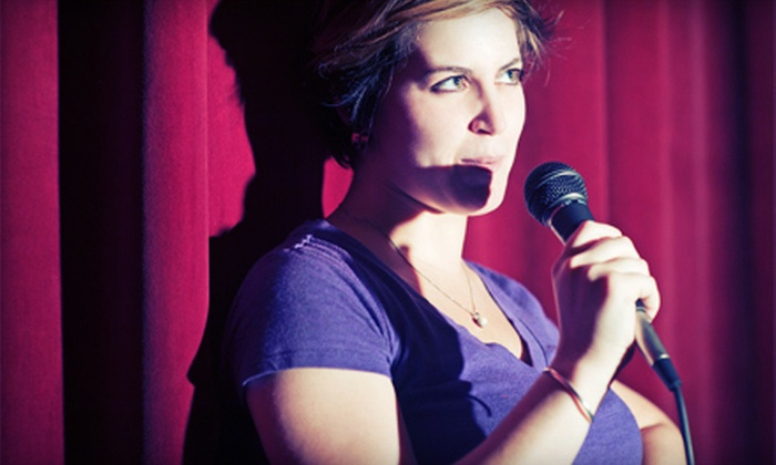 Laughing Skull Lounge - The Vortex Midtown: Comedy Show at Laughing Skull Lounge (Up to 61% Off)
