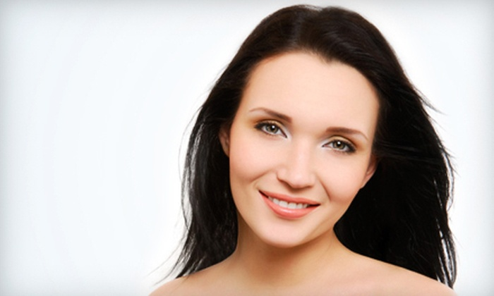Serenity – Rx Skin Care & Spa - Southeast Arlington: One, Two, Or Three European or Anti-Aging Facial Packages at Serenity – Rx Skin Care & Spa (Up to 71% Off)