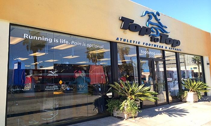 Running Shoe Store Santa Monica Ca
