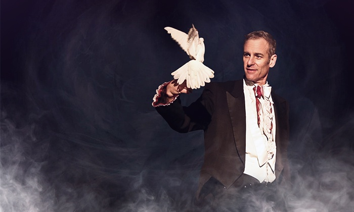 """""""Smoke & Mirrors"""" - The Road Theatre: $20 for One Ticket to """"Smoke & Mirrors"""" Play at The Road Theatre (Up to $37.20 Value)"""