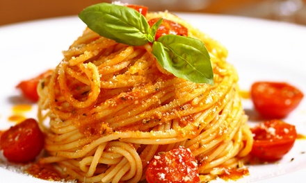 Up to AED 200 Toward Italian Food and Drinks at Pasta Kana, Delivery available (50% Off)