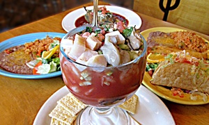 Rita's: $15 for $30 Worth of Mexican Dinner Fare at Rita's
