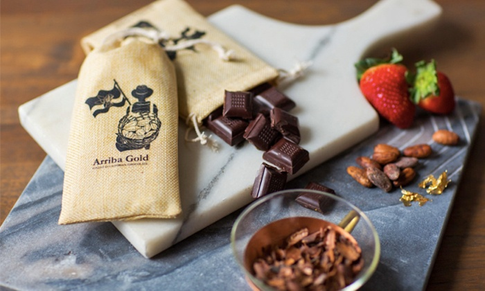 Taste Chocolates Paired with Wine - SoHo: Enjoy Desserts Paired with Spirits, Then Watch Chocolate Go from Bean to Bar