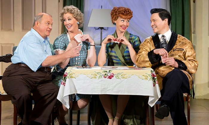 """""""I Love Lucy: Live on Stage"""" - France-Merrick Performing Arts Center: """"I Love Lucy: Live on Stage"""" at Hippodrome Theatre at the France-Merrick Performing Arts Center (Up to Half Off)"""