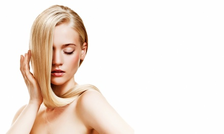 Color and Highlights with Wash and Style, or Hair Extensions with Basic Style at O&D Hair Studio (Up to 69% Off)