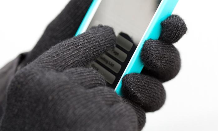 Griffin Touchscreen Winter Gloves: Griffin Touchscreen Winter Gloves. Multiple Sizes Available. Free Returns.