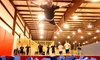 Stratosphere Trampoline Park - Stratosphere Trampoline Park: Two Hours of Jump Time for Two or Four at Stratosphere Trampoline Park (Up to 51% Off)