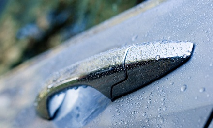 3, 6, or 12 Works Washes at AutoStream Car Care Center (Up to 56% Off)