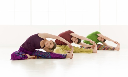 5, 10, or 20 Hatha Yoga Classes at Key 2 Joy (Up to 59% Off)